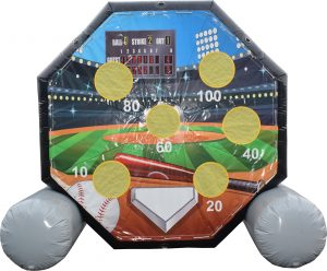 baseball sticky darts